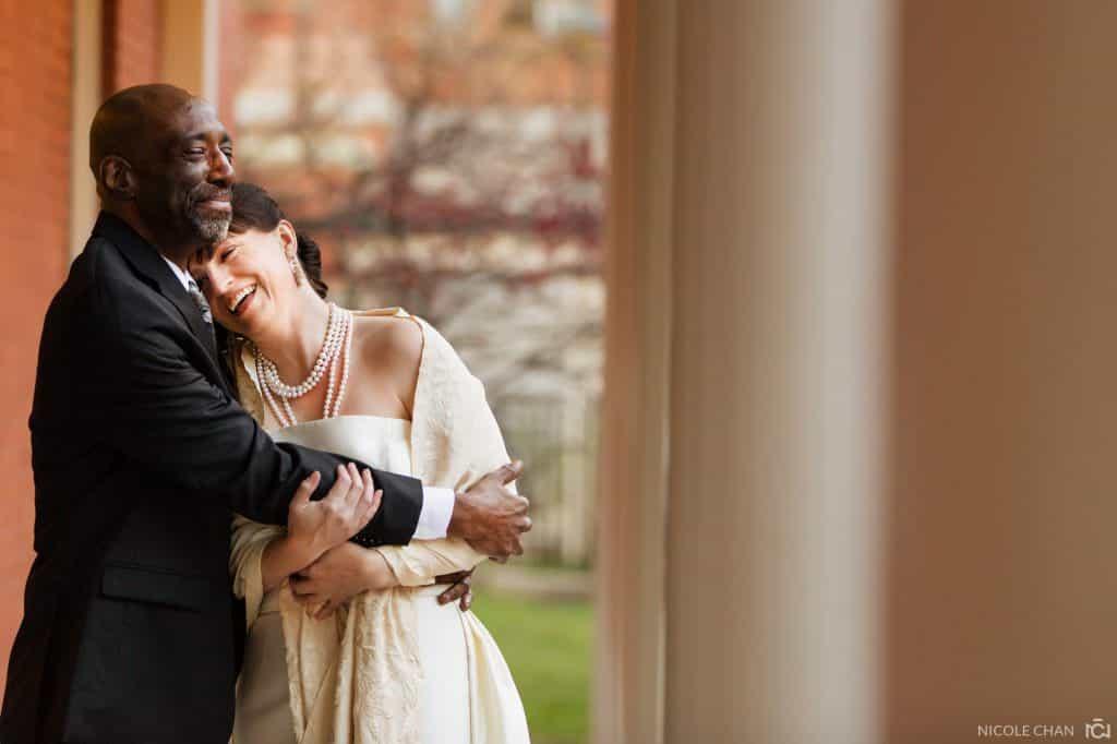 Cambridge Multicultural Arts Center wedding – Liz + Wayne