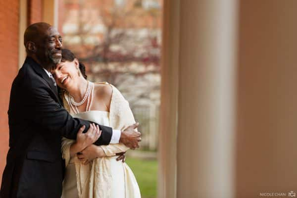 Cambridge Multicultural Arts Center wedding – Liz + Wayne