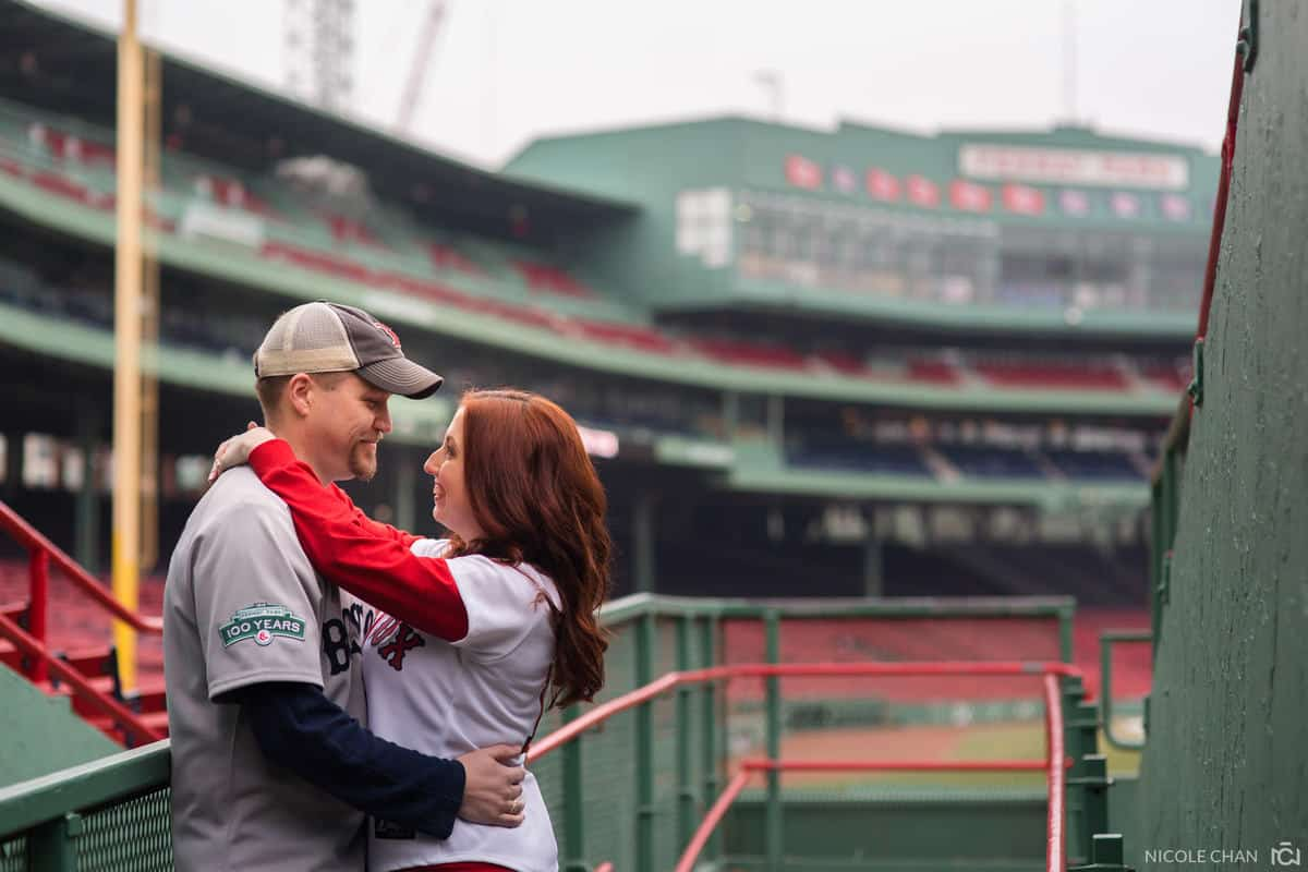 Megan-Rob-055-fenway-park-engagement-boston-massachusetts-nicole-chan-photography