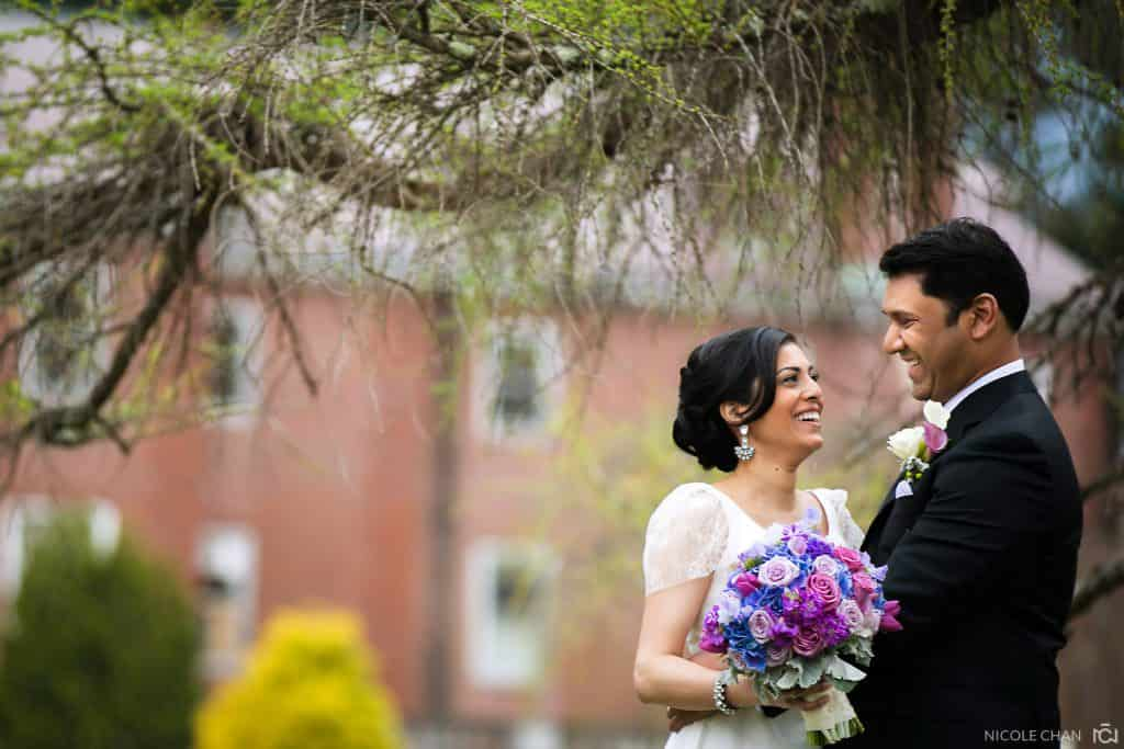 Elm Bank wedding in Wellesley, MA – Anuja + Ashley