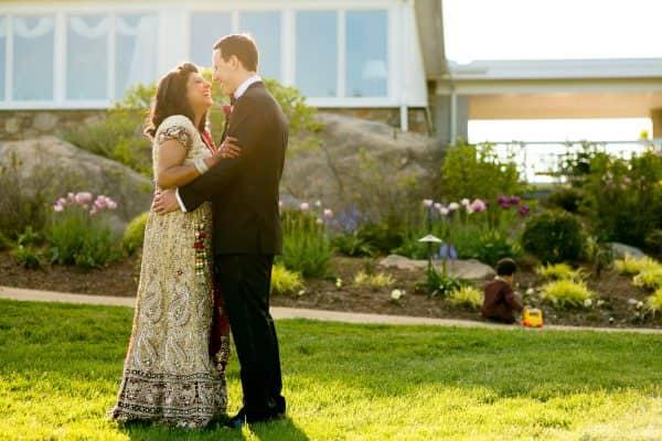 Multi-cultural Cohasset Golf Club wedding photos in Cohasett, MA
