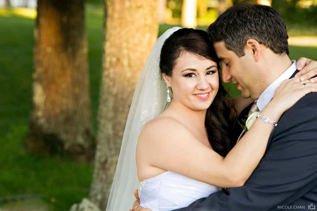 Black Swan Country Club Greek wedding – Maria + Danny