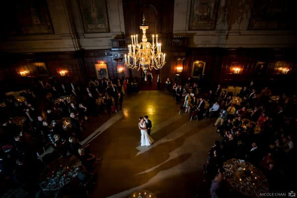 Harvard Club of Boston wedding photos - multicultural wedding photographer