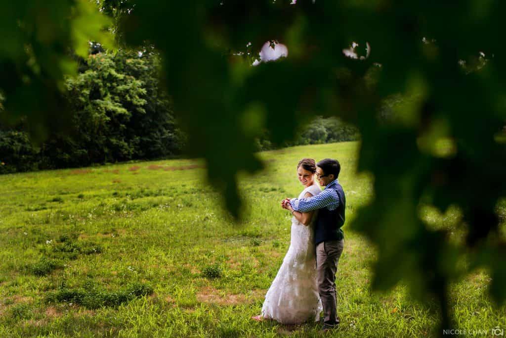 Lyman Estate wedding in Waltham, MA – Sarah + Eric