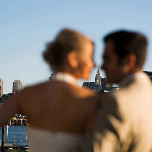 Boston Marriott Custom House wedding elopement