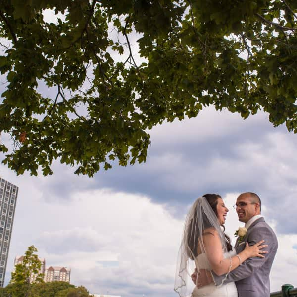 Royal Sonesta wedding portraits and reception photos in Cambridge, MA