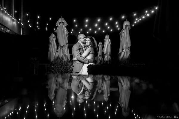 Royal Sonesta wedding portraits and reception photos in Cambridge, MA