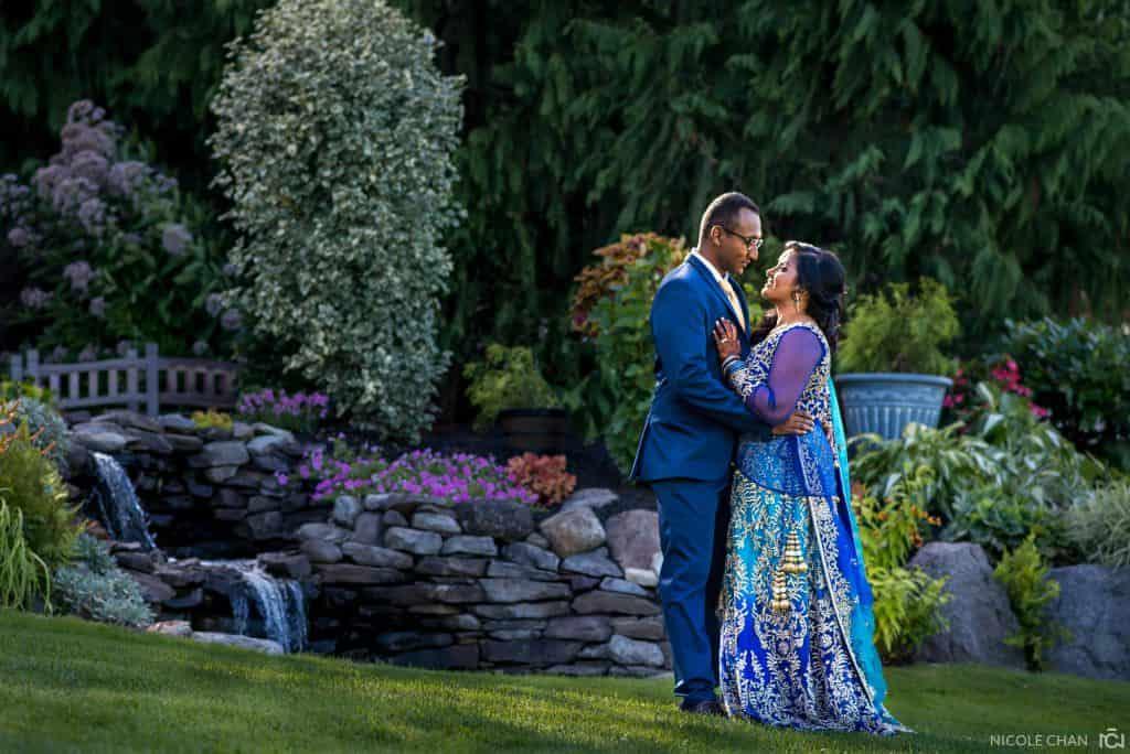 South Indian wedding at Kirbrae Country Club – Shreya + Alvin