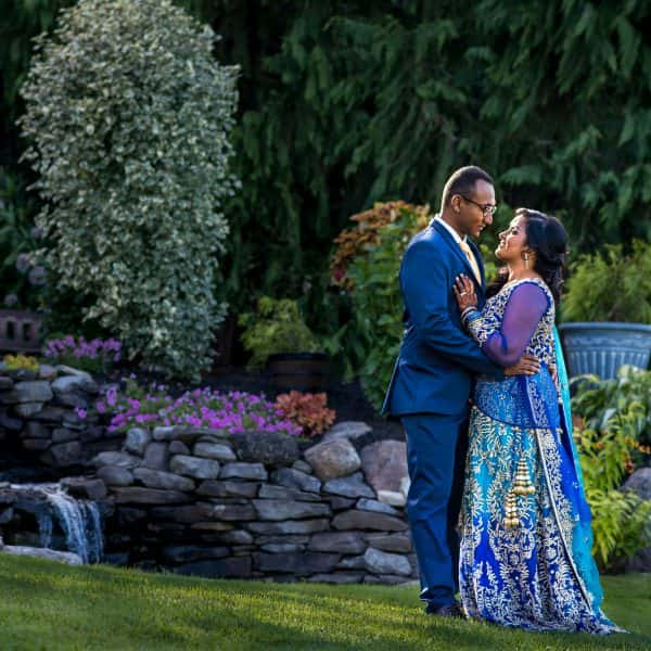 Kirkbrae Country Club traditional Indian wedding ceremony photos