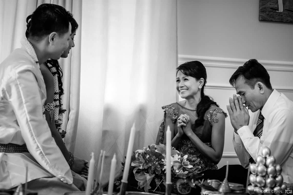 Cambodian wedding at home - Thea + Billy – Nicole Chan