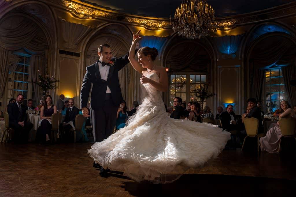 Boston Trinity Church and Boston Fairmont Copley Hotel wedding – Caroline + Sergio