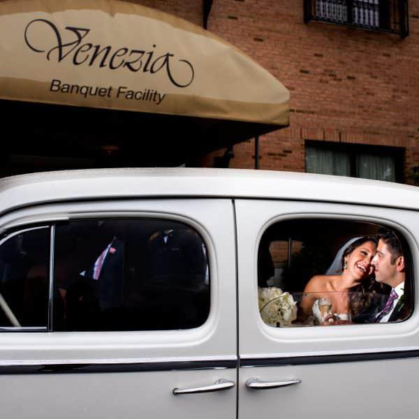 Greek wedding at Venezia in Boston, MA