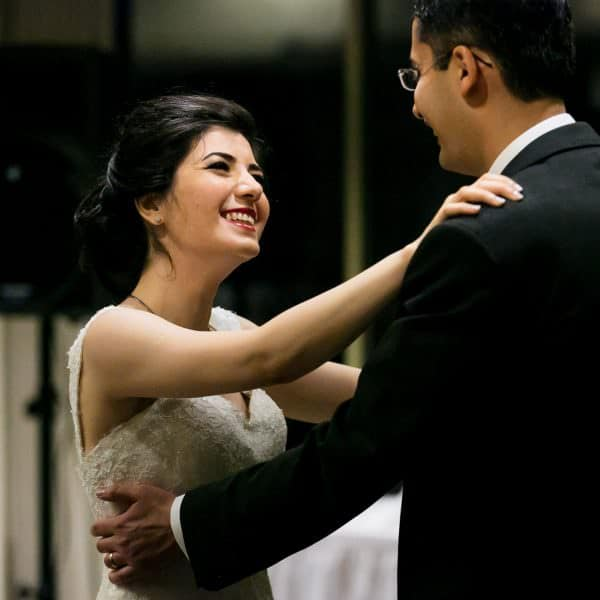 Brown University traditional Persian wedding in Providence, Rhode Island