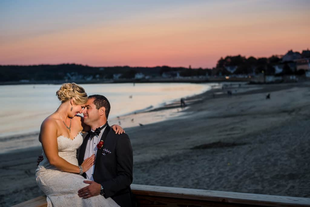 Beauport Hotel wedding in Gloucester, MA