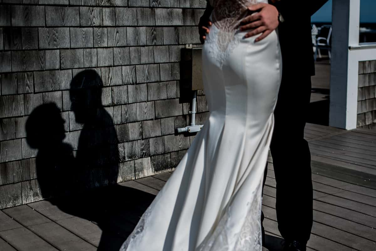 Cape Cod wedding at Chatham Bars Inn