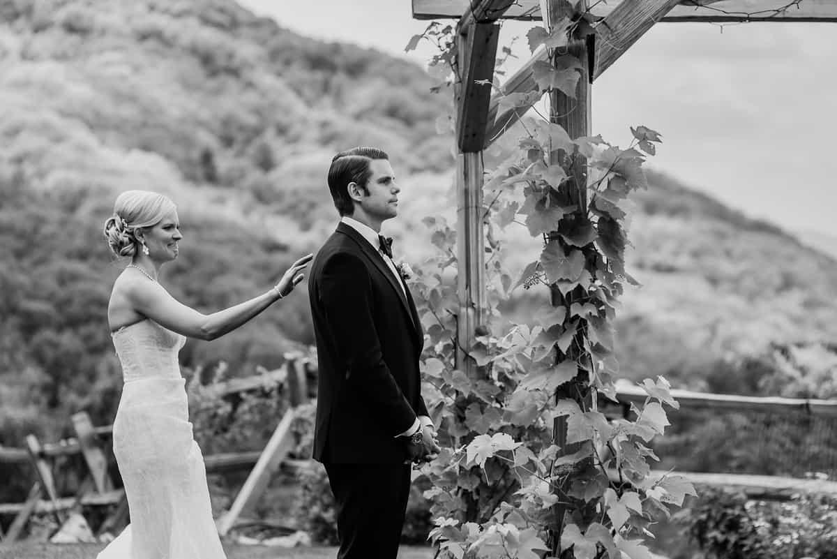 summer New York wedding at the Garrison in Hudson Valley