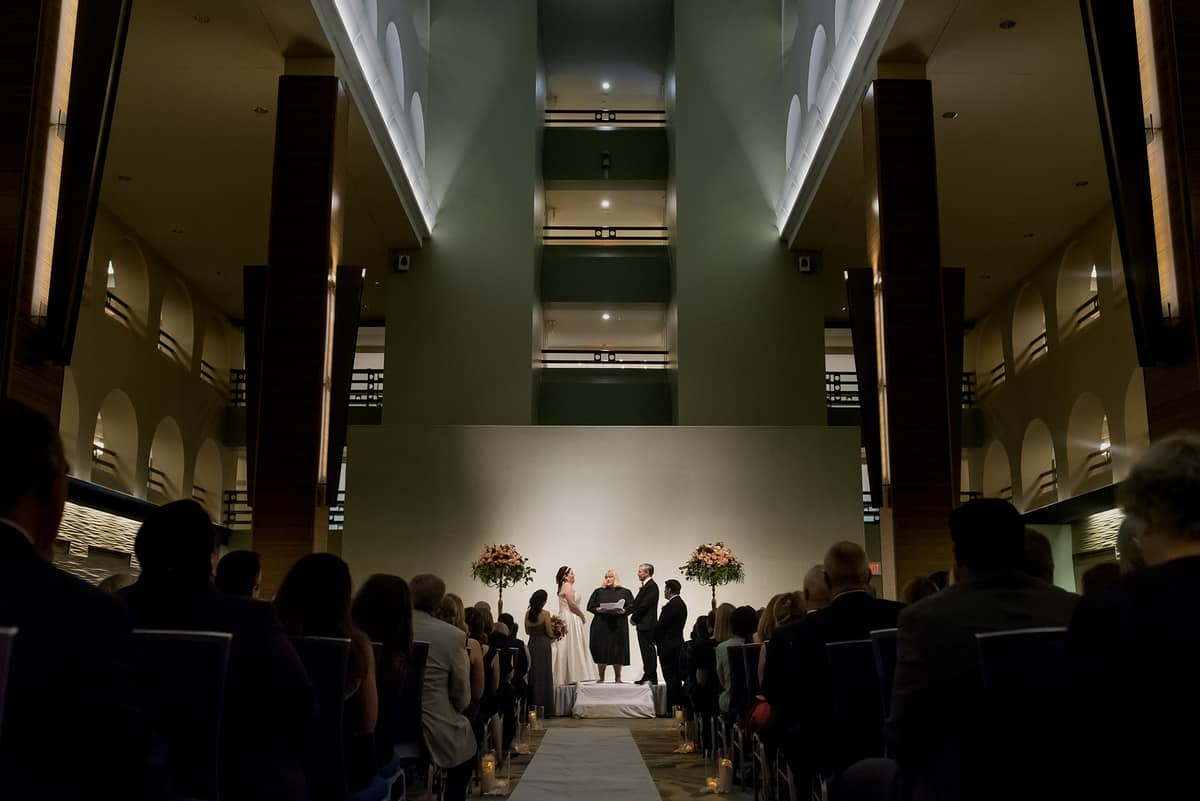 Boston Marriott Long Wharf wedding