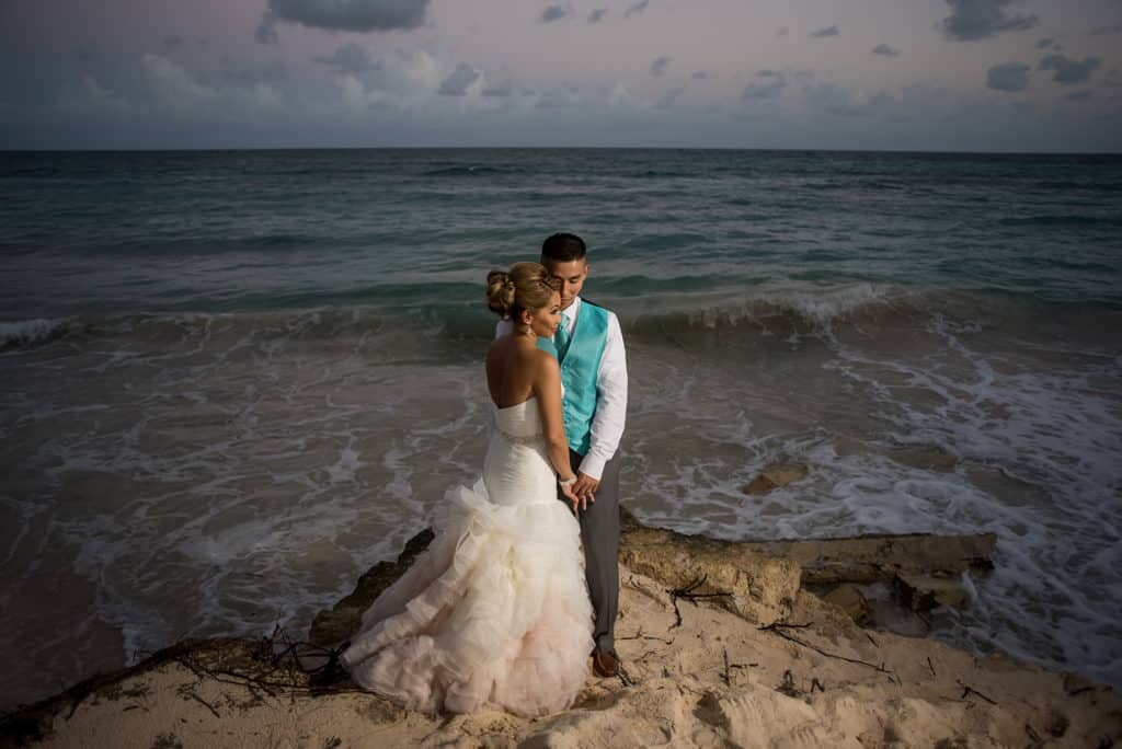 Barbados destination wedding at Turtle Beach Resort