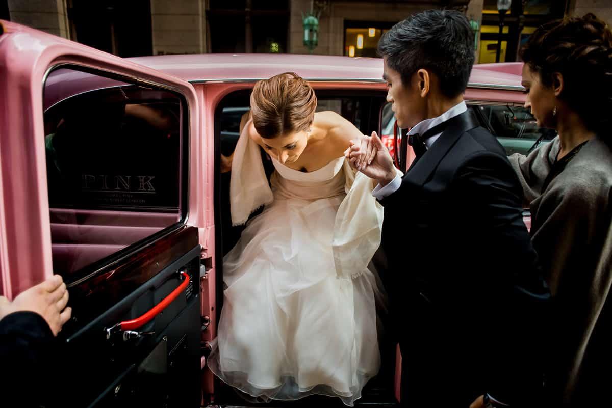 boston state room wedding photos