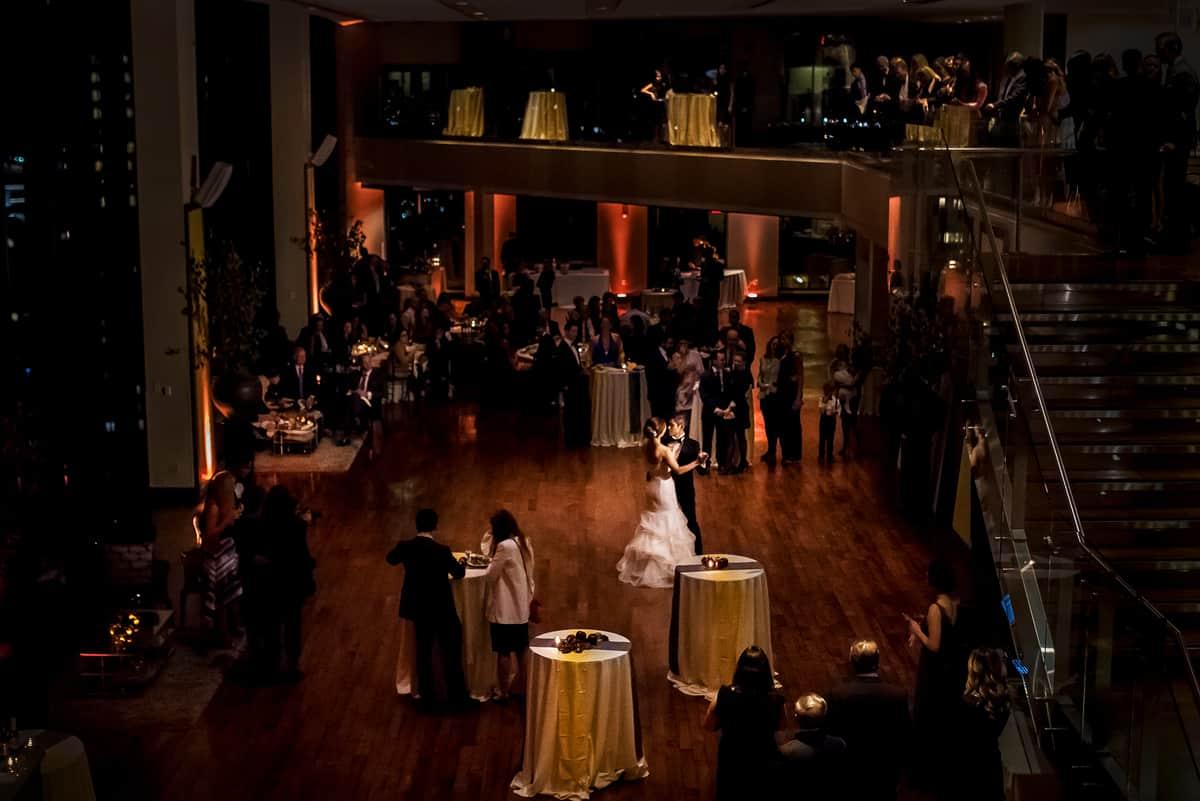 boston langham hotel wedding photos