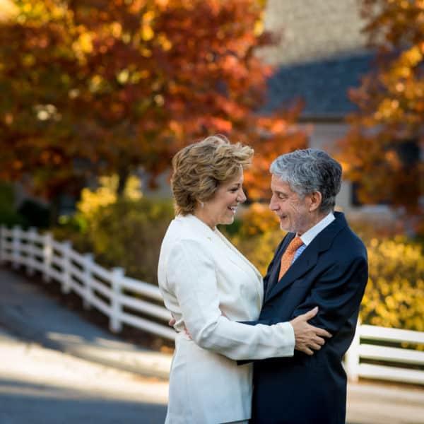Belmont Home wedding - Meg and Robert
