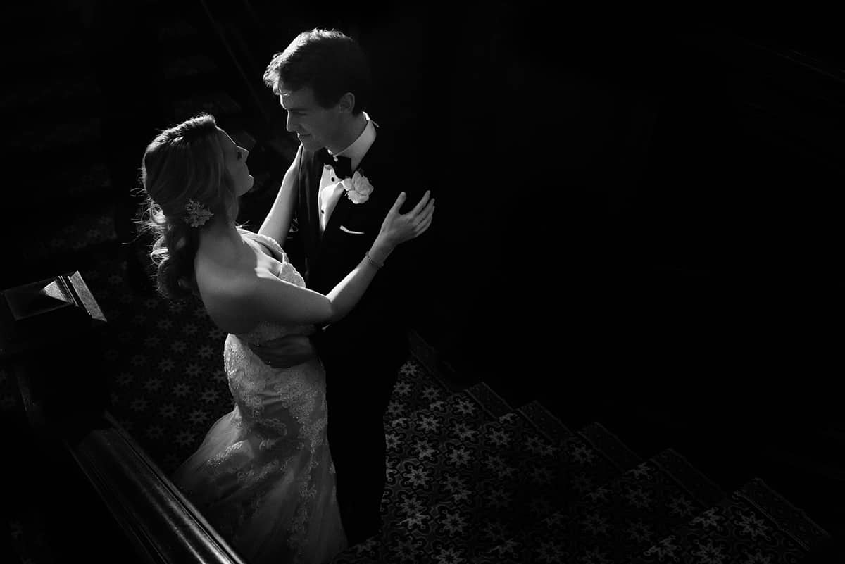 harvard club of boston wedding - nicole chan photography