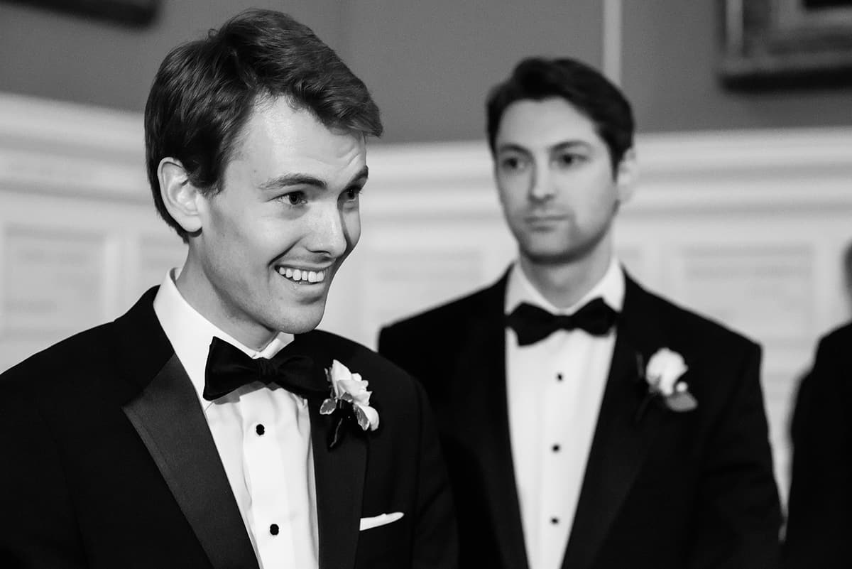 harvard club of boston wedding - nicole chan photography