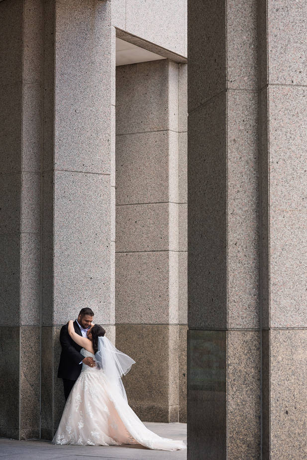 Jersey City on the Hudson wedding - Nicole Chan Photography