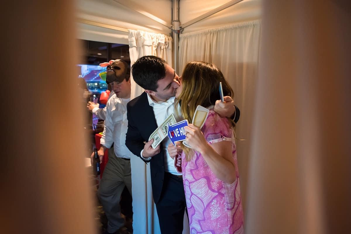 Fenway Park EMC wedding by Boston Wedding Photographer Nicole Chan