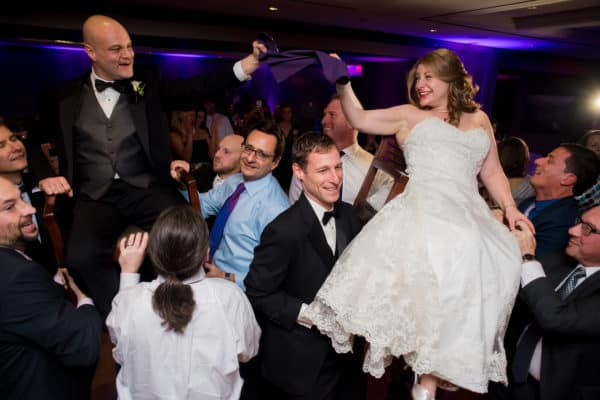 The University of Massachusetts Club Wedding