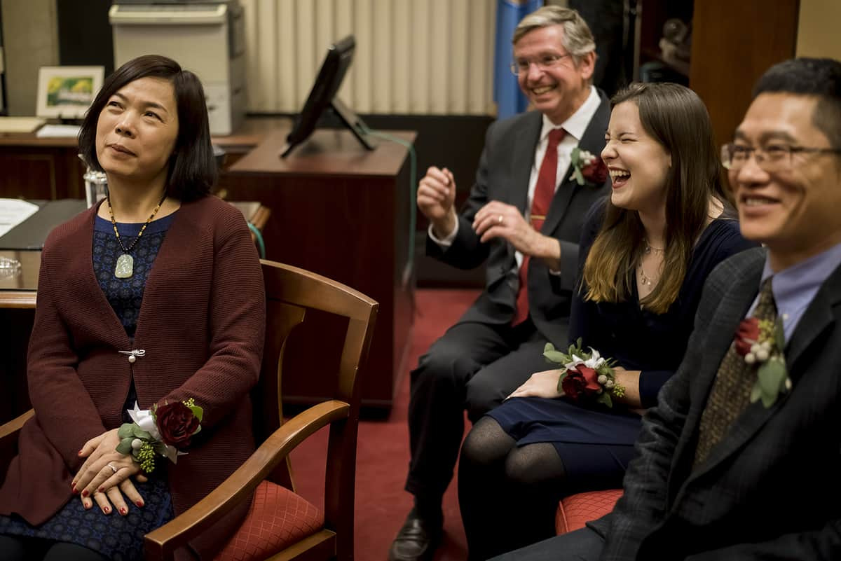 boston city hall wedding - nicole chan photography