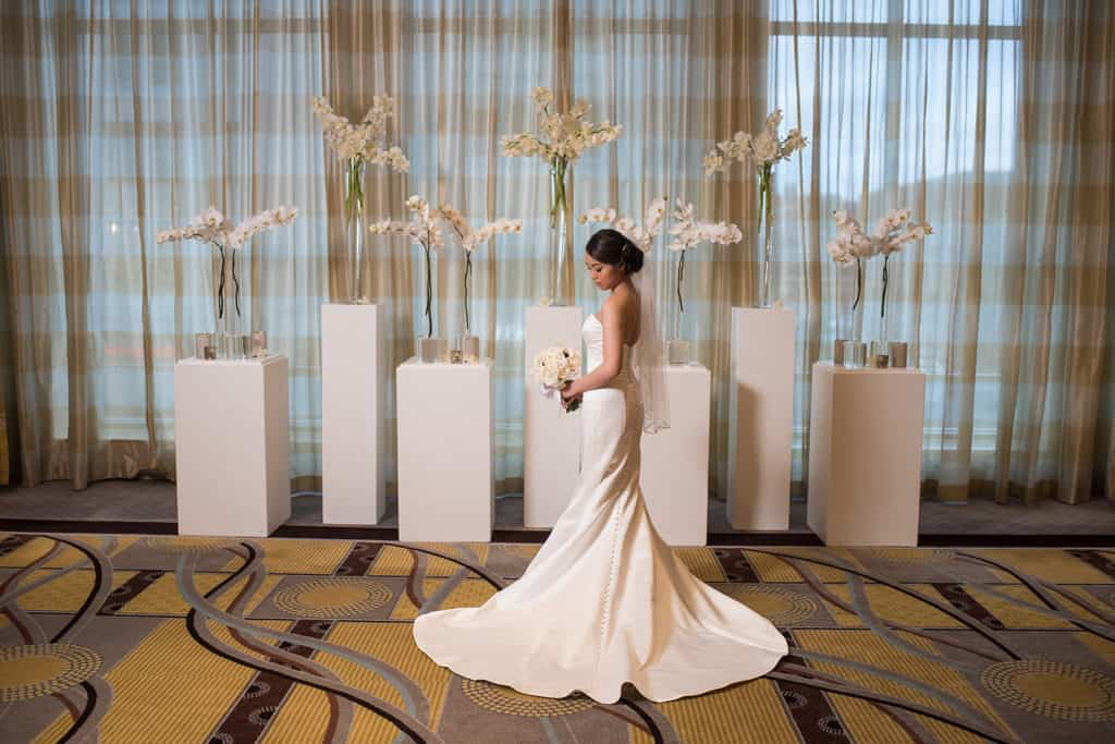 Boston Mandarin Oriental wedding