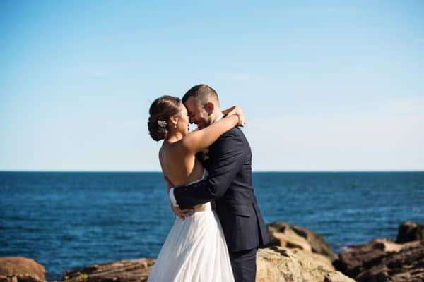 Scenic Cliff House Wedding