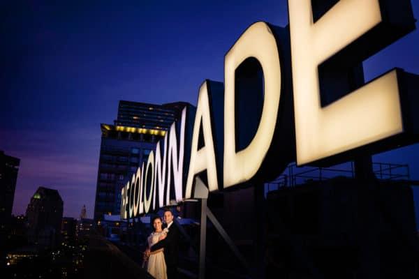 Boston Colonnade Hotel wedding photos by Boston Wedding photographer Nicole Chan