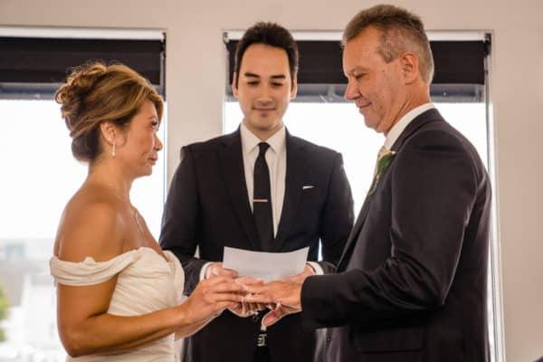Siros Restaurant Wedding Photos - Nicole Chan Photography Boston wedding photographer
