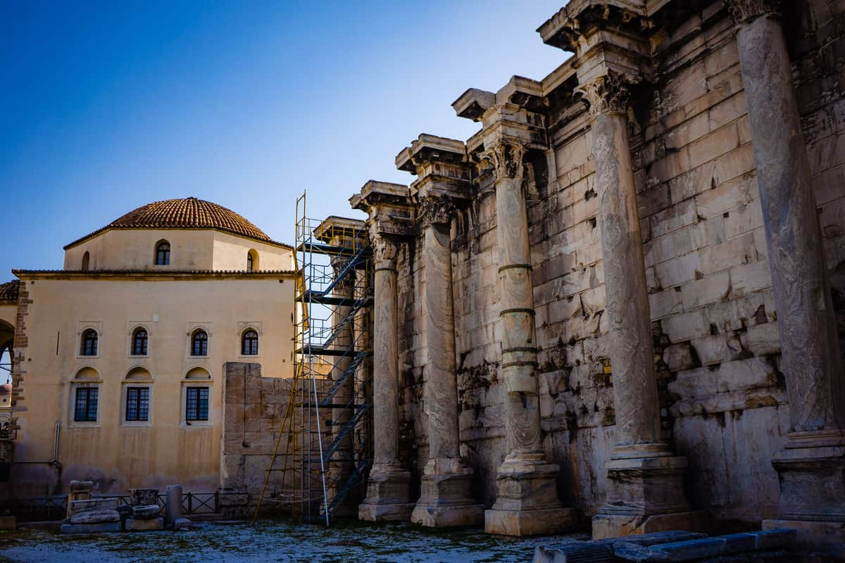 Greece in one week - Santorini, Naxos, Athens, Boston Travel and Commercial Photographer Nicole Chan