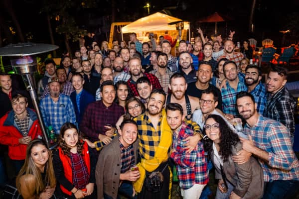 Emmerson's Plaid-Themed Birthday Party