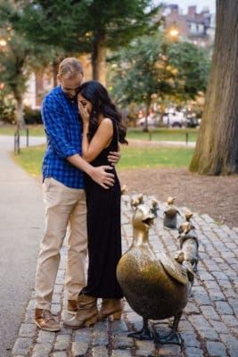 "Boston Commons Proposal by ""Make Way for Ducklings"" – Nicole and Matt"