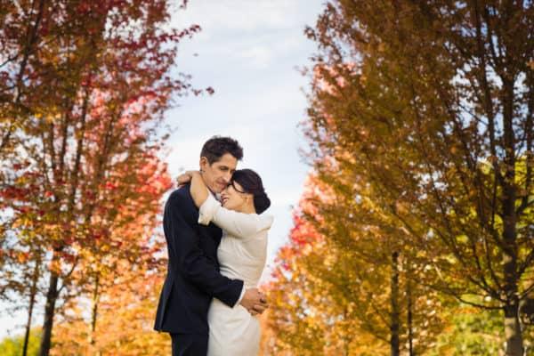 Quincy, MA City Hall wedding photos by Nicole Chan Photography