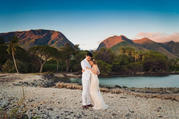 Maui Olowalu Plantation House Wedding by Maui Hawaii Destination Wedding Photographer Nicole Chan