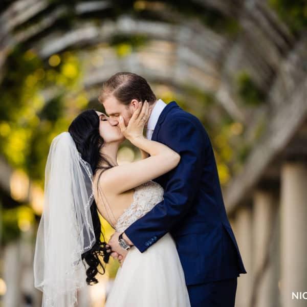 Saint Catherine Greek Orthodox Church wedding by Nicole Chan Photography