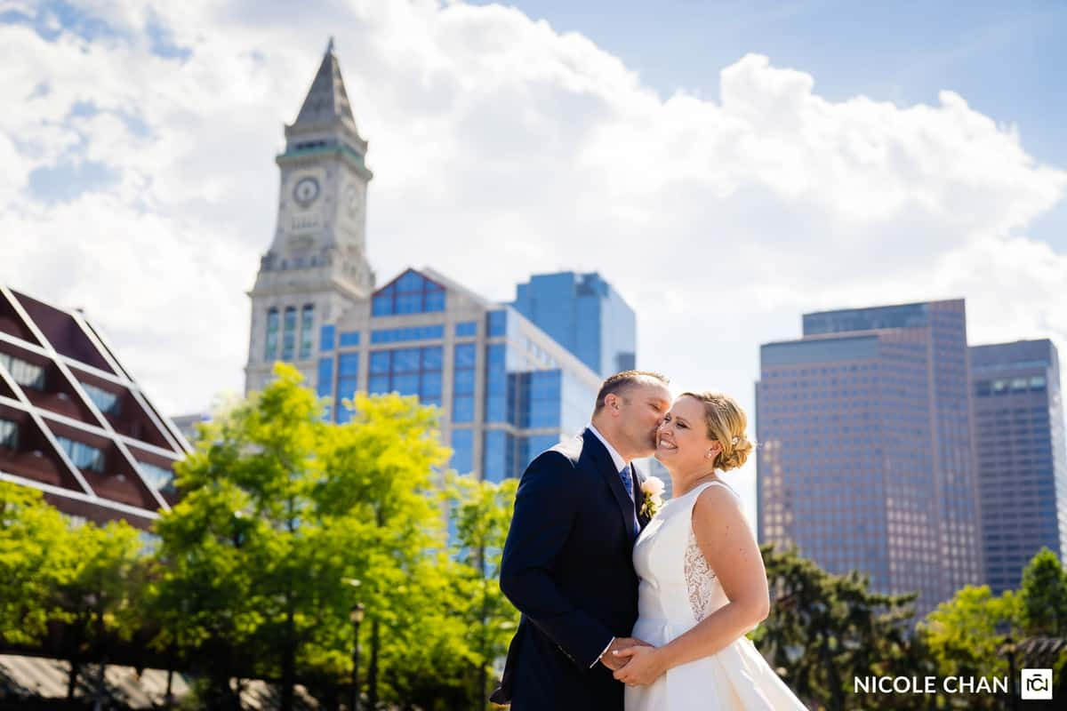 Boston North End Wedding Photographer - Nicole Chan Photography