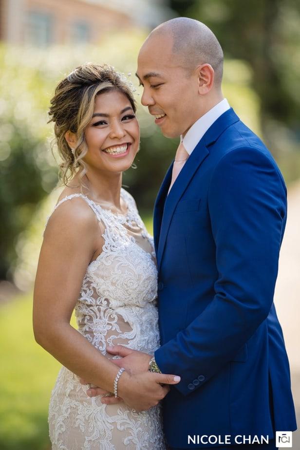 Lakeview Pavilion wedding in Foxboro, MA by Boston Wedding Photographer Nicole Chan