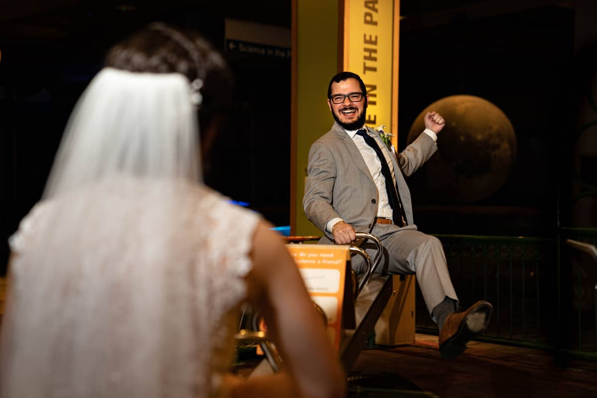 Museum of Science Wedding - Deb and Blake-14